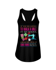 QUILTING - PAST BUYERS EXCLUSIVE Ladies Flowy Tank thumbnail