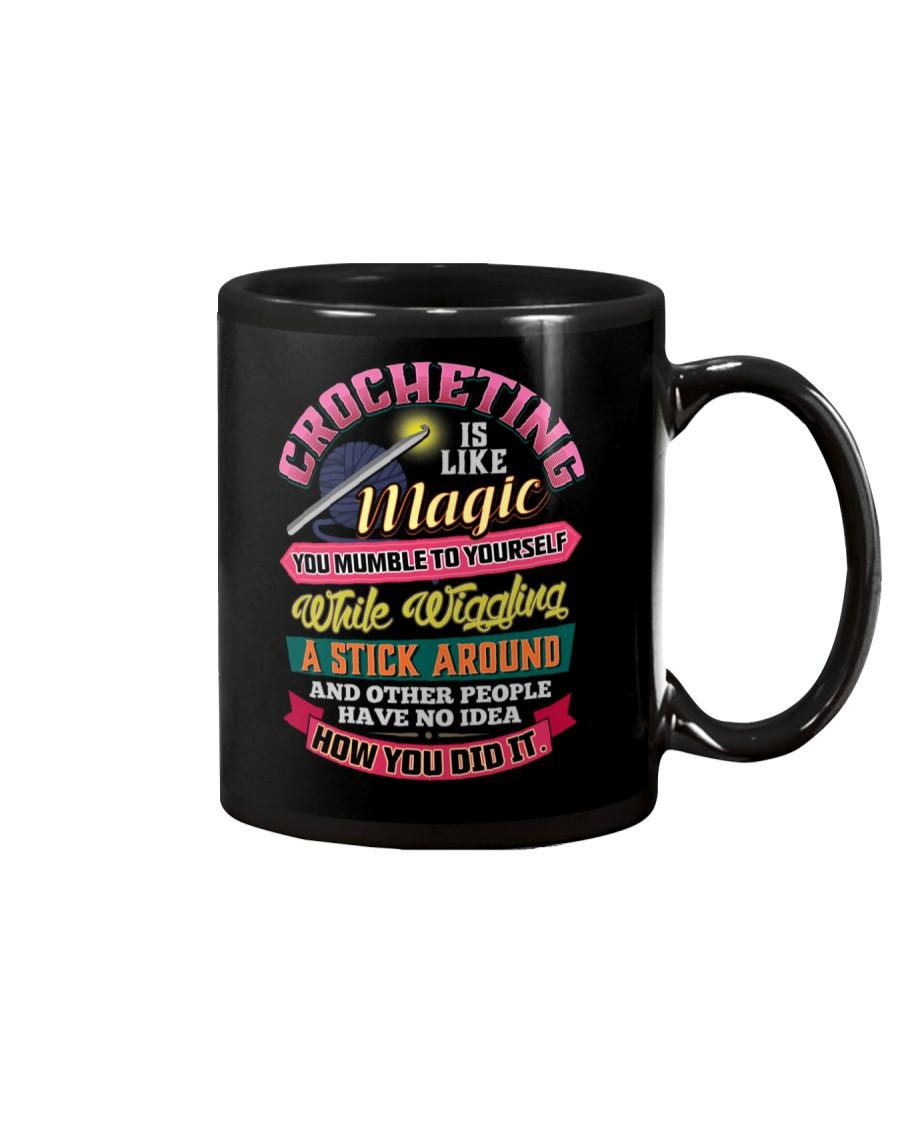 CROCHETING  Mug