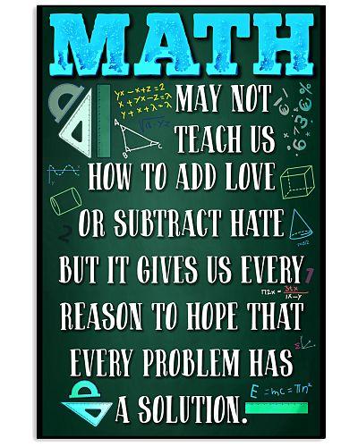MATH TEACHER - PREMIUM