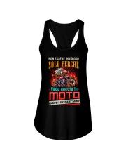 Motociclismo Ladies Flowy Tank thumbnail