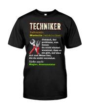 Techniker Classic T-Shirt front