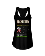 Techniker Ladies Flowy Tank thumbnail