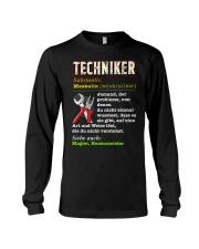 Techniker Long Sleeve Tee thumbnail
