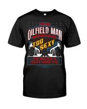 OILFIELD MAN Classic T-Shirt thumbnail