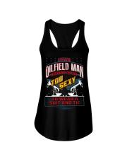 OILFIELD MAN Ladies Flowy Tank thumbnail
