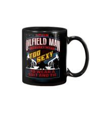 OILFIELD MAN Mug thumbnail