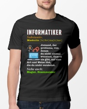 INFORMATIKER Classic T-Shirt lifestyle-mens-crewneck-front-13