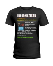 INFORMATIKER Ladies T-Shirt thumbnail