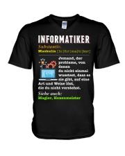 INFORMATIKER V-Neck T-Shirt thumbnail