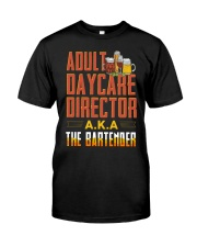 BARTENDER - PAST BUYERS EXCLUSIVE Classic T-Shirt front