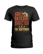 BARTENDER - PAST BUYERS EXCLUSIVE Ladies T-Shirt thumbnail