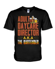 BARTENDER - PAST BUYERS EXCLUSIVE V-Neck T-Shirt thumbnail