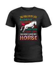 HORSE GIRL - PAST BUYERS EXCLUSIVE Ladies T-Shirt thumbnail