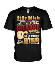 Gitarrist V-Neck T-Shirt thumbnail