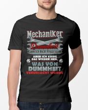 Mechaniker Classic T-Shirt lifestyle-mens-crewneck-front-13