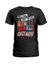 Chitarrista Ladies T-Shirt thumbnail