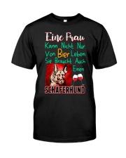 Schaferhund Classic T-Shirt front