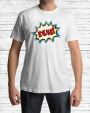 Duh Classic T-Shirt lifestyle-mens-crewneck-front-1