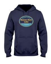 Beaver Dam Lake Hooded Sweatshirt front