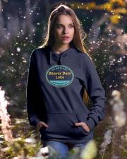 Beaver Dam Lake Hooded Sweatshirt lifestyle-holiday-hoodie-front-5