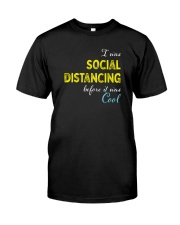 Social Distancing is Cool Premium Fit Mens Tee thumbnail