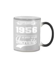 Septiembre 1956 Color Changing Mug thumbnail