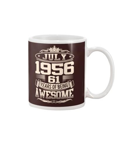 July 1956