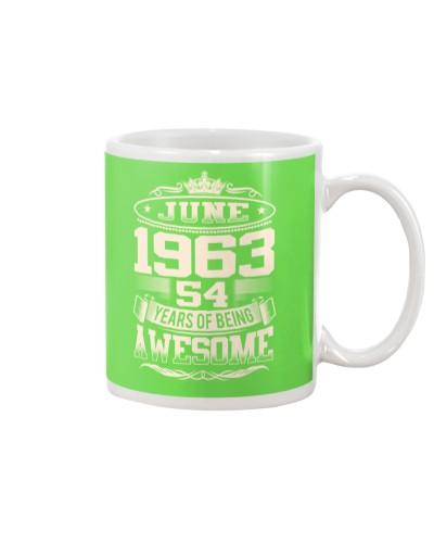 June 1963