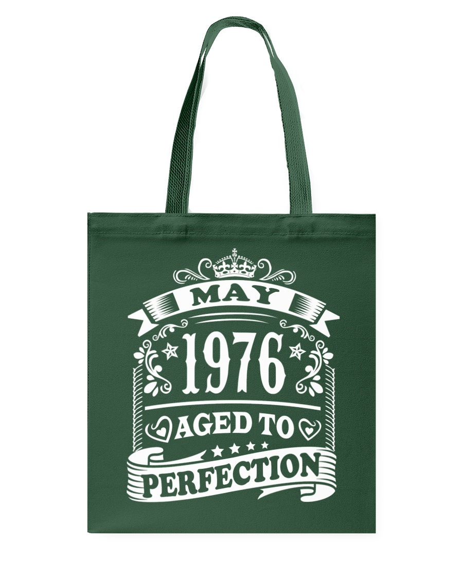 May 1976 Tote Bag