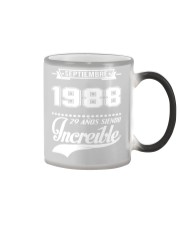 Septiembre 1988 Color Changing Mug color-changing-right