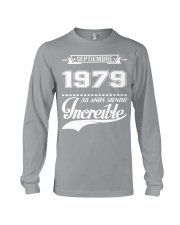 Septiembre 1979 Long Sleeve Tee front