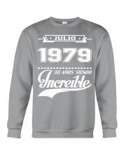 Julio 1979 Crewneck Sweatshirt front