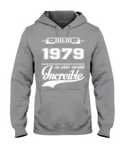 Julio 1979 Hooded Sweatshirt tile