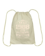 Mai 1988 Drawstring Bag thumbnail