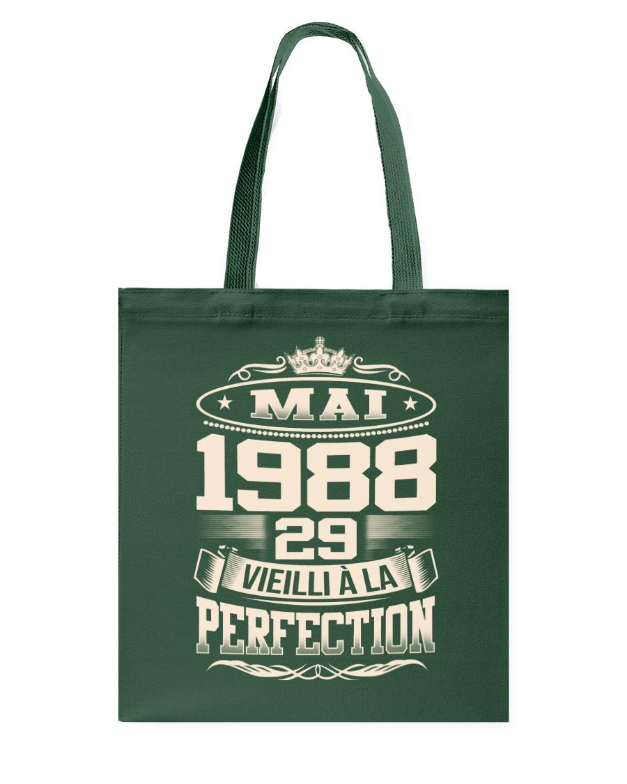 Mai 1988 Tote Bag