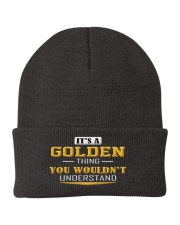 GOLDEN - Thing You Wouldnt Understand Knit Beanie thumbnail