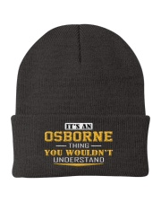 OSBORNE - Thing You Wouldnt Understand Knit Beanie thumbnail