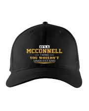 MCCONNELL - Thing You Wouldnt Understand Embroidered Hat front