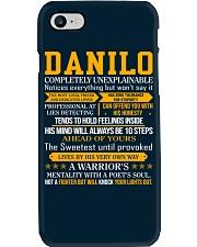 Danilo - Completely Unexplainable Phone Case thumbnail
