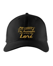 Lori - Im awesome Embroidered Hat front