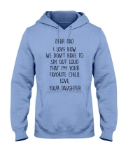 FATHER'S DAY GIFT V002 Hooded Sweatshirt thumbnail