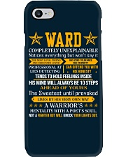 Ward - Completely Unexplainable Phone Case thumbnail