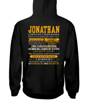 Jonathan - Completely Unexplainable Hooded Sweatshirt thumbnail