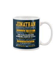Jonathan - Completely Unexplainable Mug tile