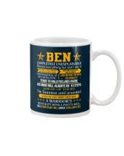 Ben - Completely Unexplainable Mug thumbnail