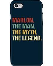 THE LEGEND - Marlon Phone Case thumbnail