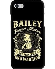 PRINCESS AND WARRIOR - Bailey Phone Case thumbnail