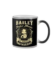 PRINCESS AND WARRIOR - Bailey Color Changing Mug thumbnail