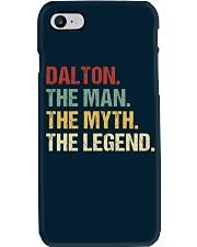 THE LEGEND - Dalton Phone Case thumbnail