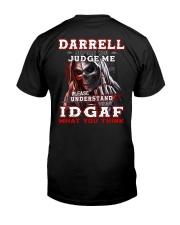 Darrell - IDGAF WHAT YOU THINK M003 Classic T-Shirt thumbnail